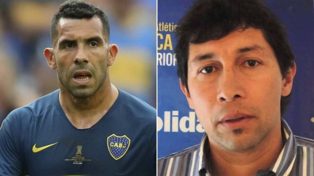 foto: ¿Qué le dijo Bermúdez a Tévez respecto de su negociación en Boca?