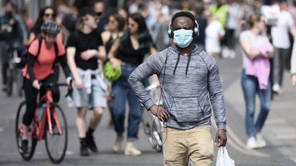 foto: Reino Unido: registran 36 muertes en las últimas 24 horas