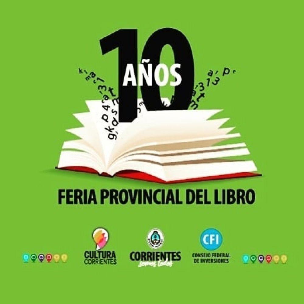 foto: Todo listo para el inicio de la 10° Feria Provincial del Libro