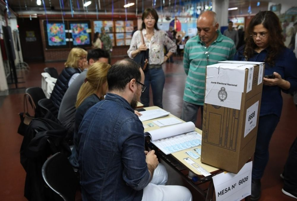 foto: La Dirección Nacional Electoral confirmó el cronograma electoral