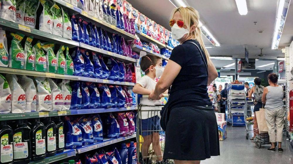 foto: Prorrogan 60 días Precios Máximos: 2300 productos siguen congelados