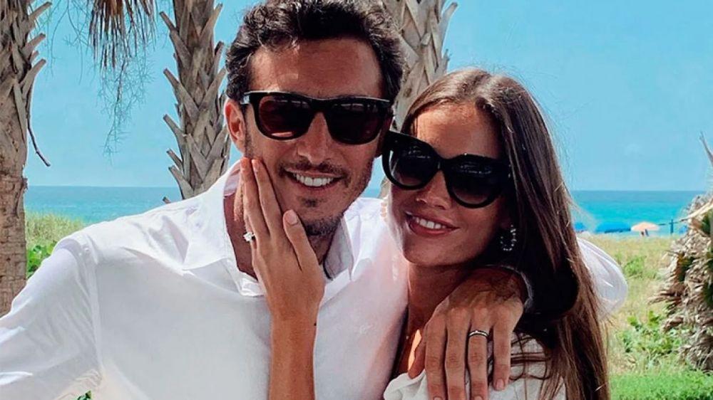 foto: Pico Mónaco se casó con Diana Arnopoulos en Palm Beach