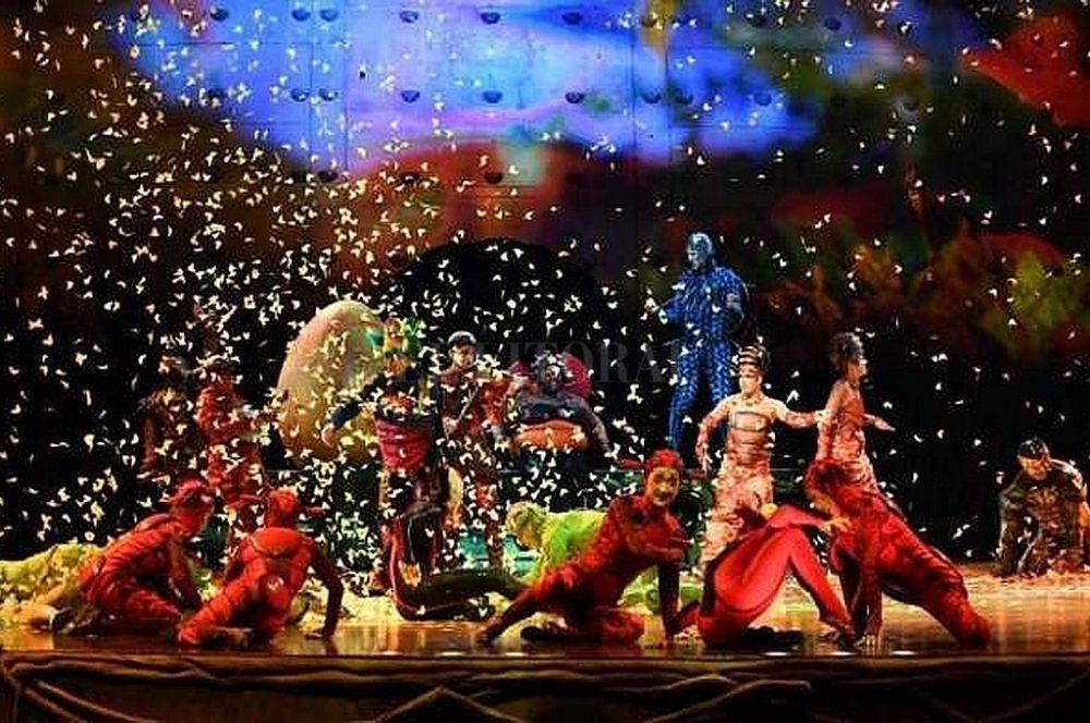 foto: Cirque du Soleil se declara en bancarrota y elimina 3.500 empleos
