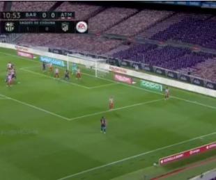 foto: Implementan tecnología virtual en las transmisiones de fútbol
