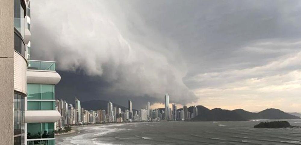 Ciclón bomba provocó desastres en Brasil: hay cuatro muertos