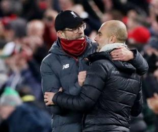 foto: Manchester City vs. Liverpool: Horario, formaciones y dónde ver
