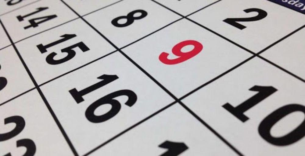 foto: Cuáles son los feriados y los días no laborables de julio