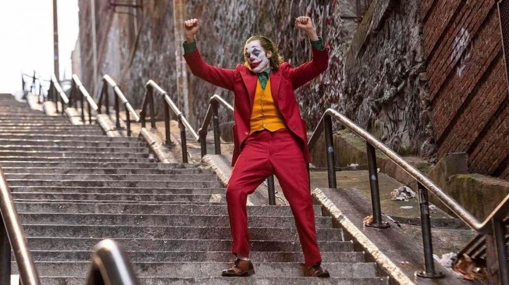 Descubren una araña igual al Joker y la bautizan como Joaquin Phoenix