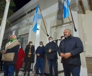 foto: El Gobernador habilitó en Goya la Estación Transformadora Oeste
