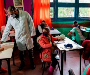 Los primeros en volver a las aulas serán los alumnos de terminalidad
