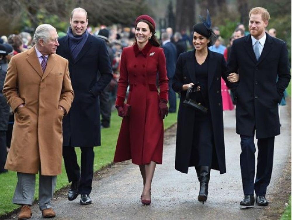 Meghan Markle lanzó acusación contra la familia real