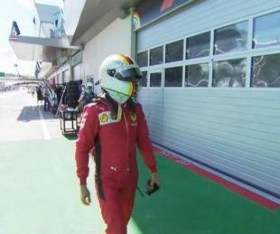 foto: Fórmula 1: papelón de Ferrari en Austria y Vettel, eliminado en clasificación