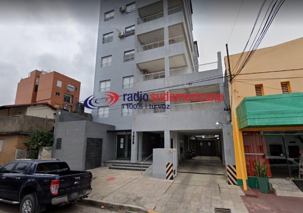 Vecinos celebraron liberación de un edificio aislado por el coronavirus