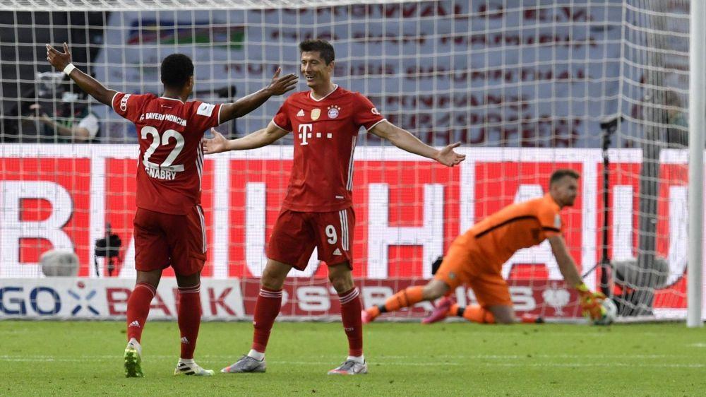 Bayern Munich se consagró campeón de la Copa de Alemania