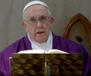 foto: El Papa pide una tregua