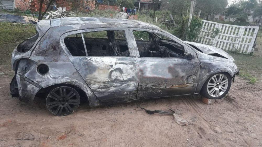 foto: Detienen a padre e hijo tras chocar y matar a un conocido canillita