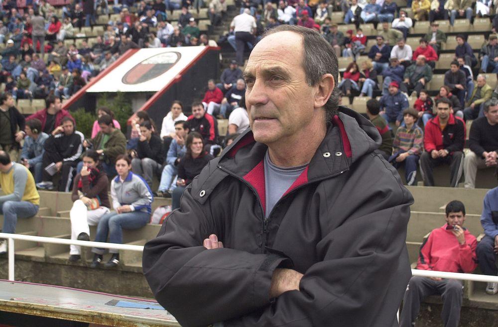 Murió Osvaldo Chiche Sosa, ex entrenador de Madiyú