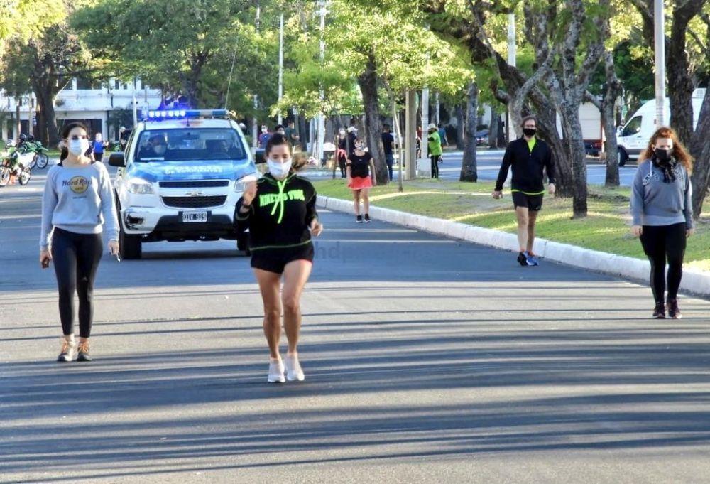 Desde hoy se podrán tramitar los nuevos permisos para caminatas