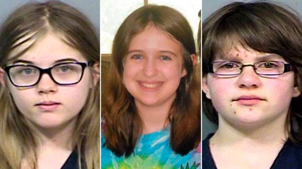 foto: Nenas apuñalaron 19 veces a su amiga por el personaje de un cuento
