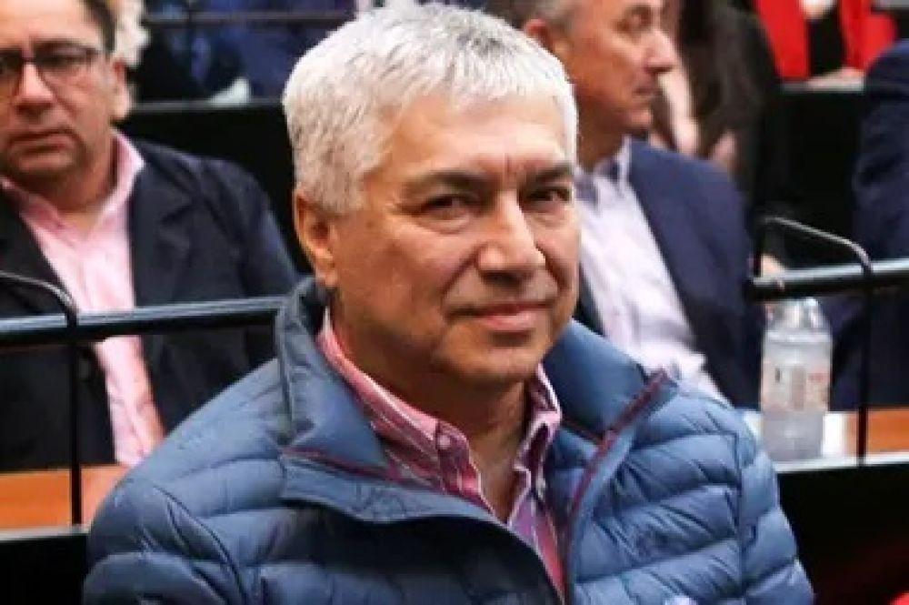 Nueva protesta en contra de Lázaro Báez y su prisión domiciliaria