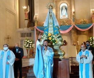 foto: Con caravana y misa especial, Itatí honra a su Santa Patrona