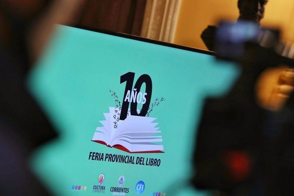 Feria Provincial del Libro: cerca de 9 mil visitantes en el primer día