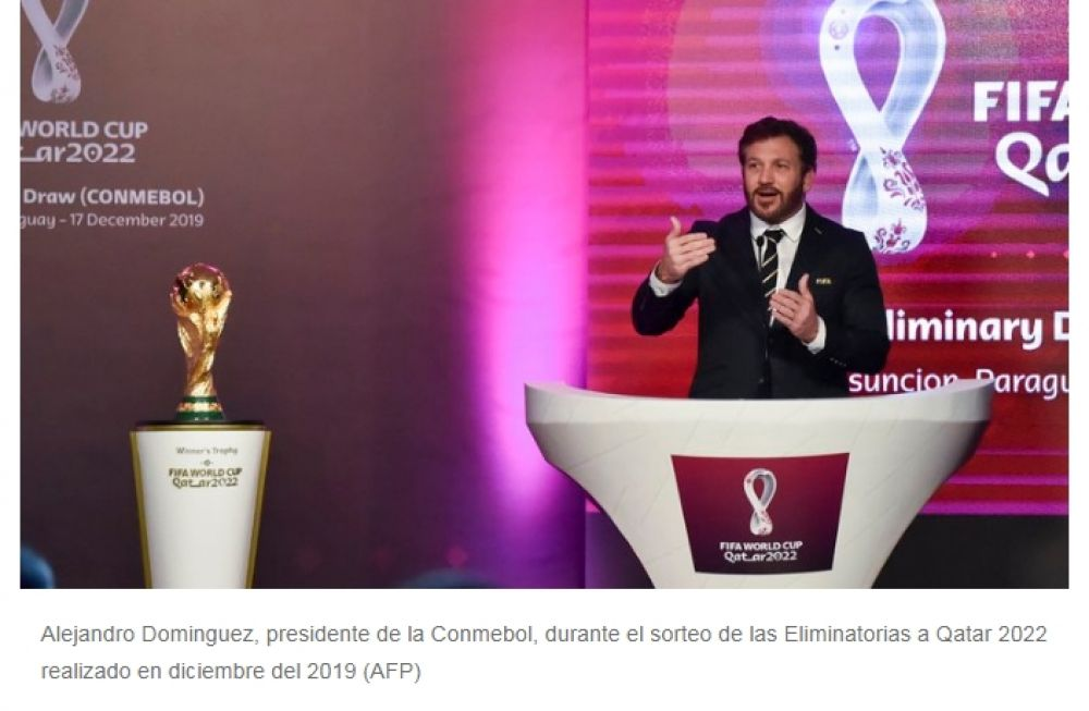 Confirmaron la fecha de regreso de las Eliminatorias para Qatar 2022
