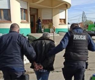 foto: Detuvieron a un jubilado por violar y encadenar a una embarazada
