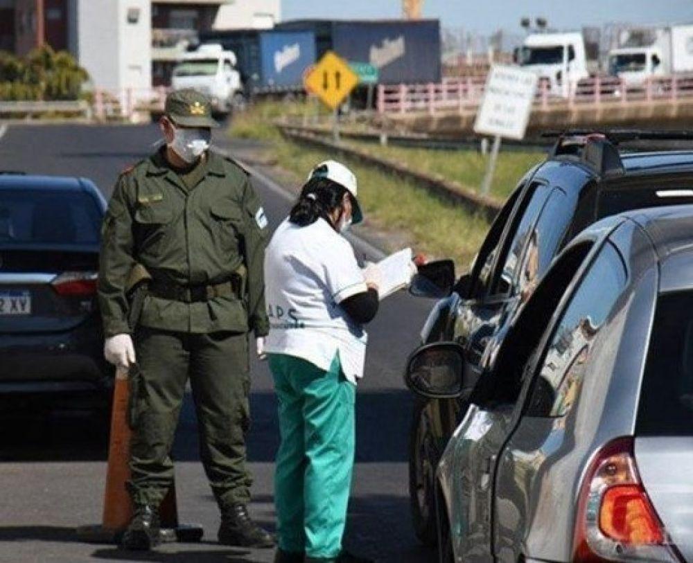 Correntinos varados en Paraguay serán repatriados a la provincia