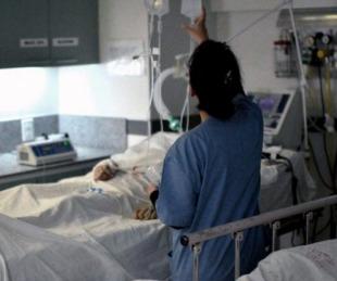 foto: Paciente de 70 años con coronavirus se encuentra en muy grave estado