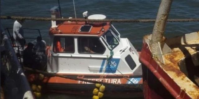 foto: Hallaron muerto a un marinero correntino en Mar del Plata