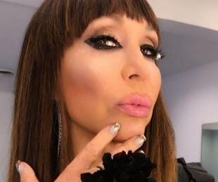 foto: Moria Casán confirmó que será jurado en el Cantando 2020