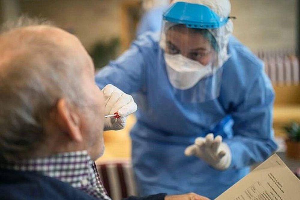 foto: Coronavirus: confirmaron otros 30 casos en el Chaco