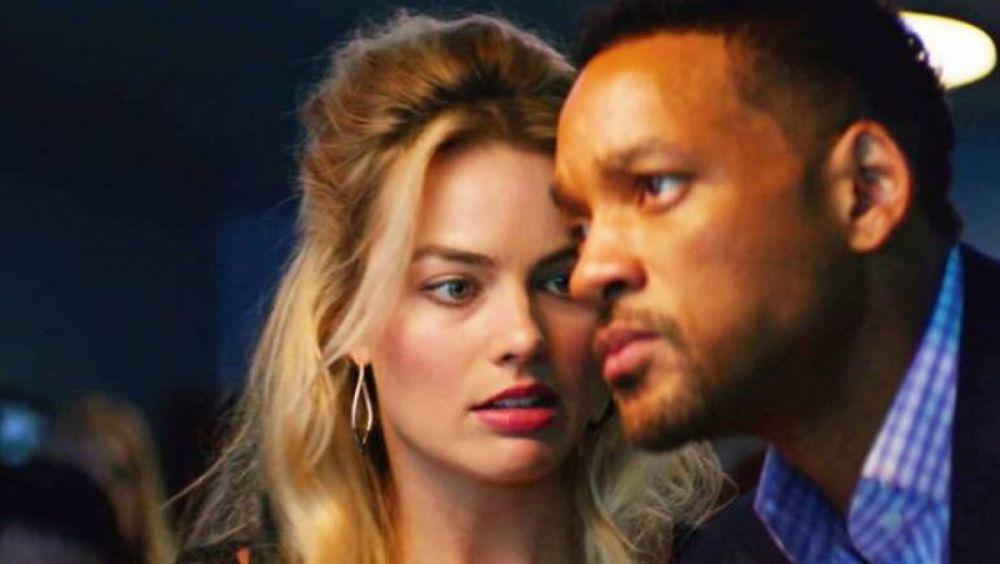 ¿Will Smith y Margot Robbie, juntos?