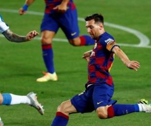 foto: Hoy juega Messi: Partido clave para el Barcelona ante Valladolid
