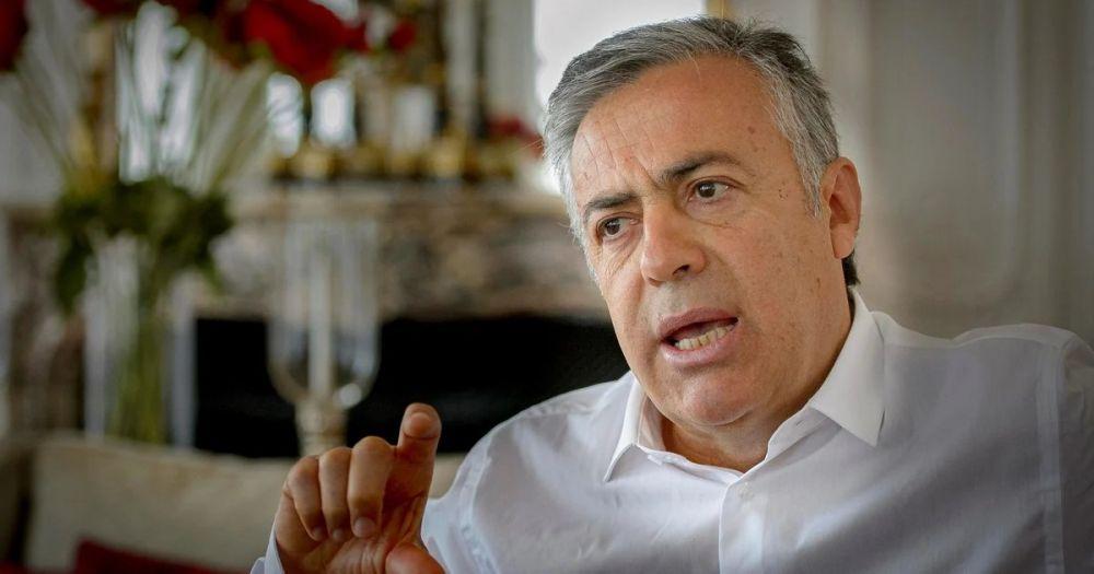 Cornejo: el país necesita un acuerdo entre gobierno y oposición