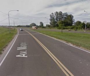 foto: Dos motociclistas sufrieron heridas graves tras chocar de frente