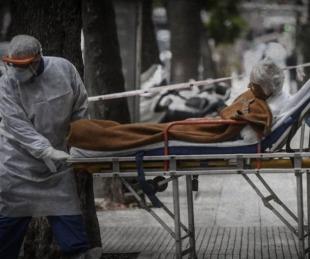 foto: Se registraron 58 muertos y 3.099 casos de coronavirus