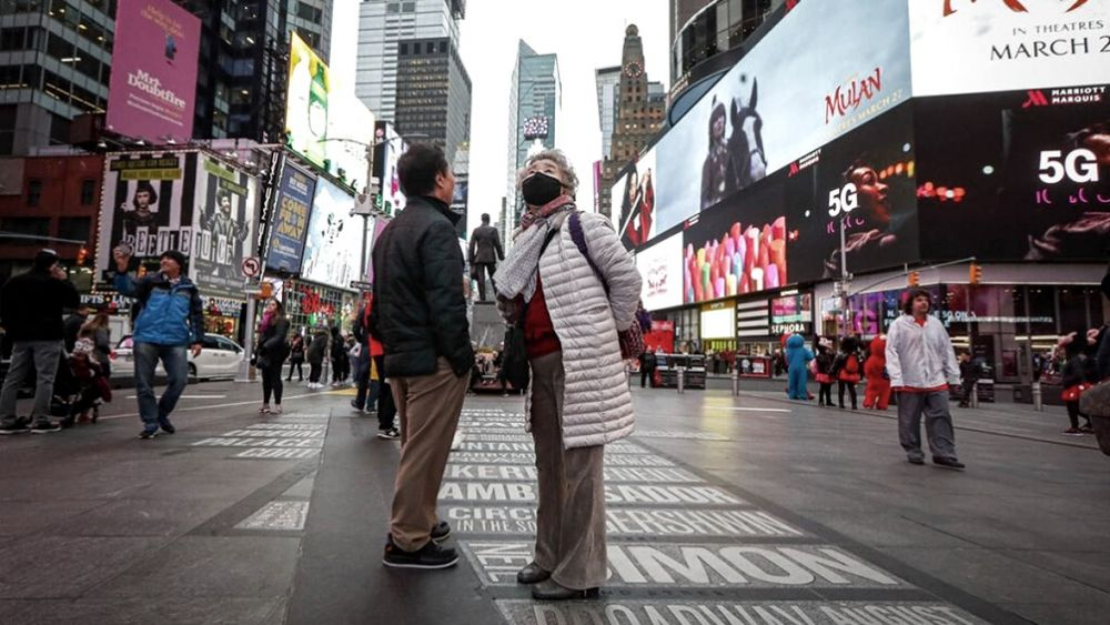 Nueva York registra su primer día sin muertos desde el inicio de la pandemia