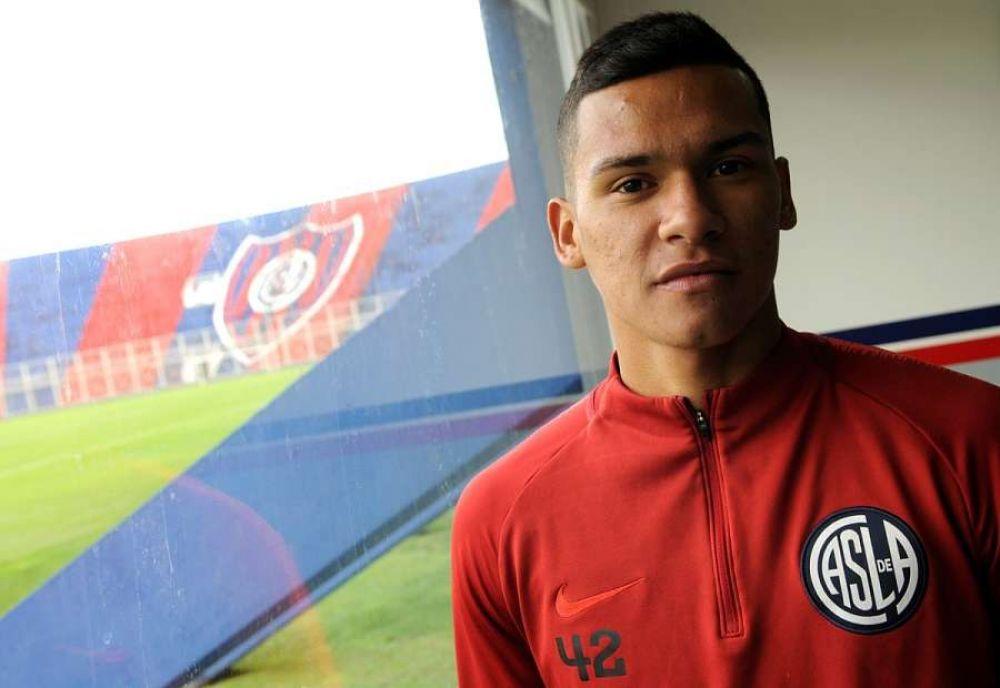 La intención es que Andrés Herrera se vaya al exterior