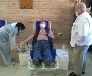 foto: Se realizará una colecta externa de sangre en Ituzaingó