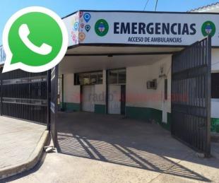 foto: Los números de WhatsApp para sacar turnos en el Hospital Escuela
