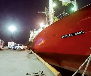 Investigan cómo se contagiaron los tripulantes de un buque pesquero