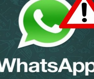 foto: Se registraron caídas en el servicio de WhatsApp a nivel mundial