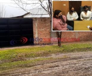 foto: Bº Docente: familiares del detenido niegan rito umbanda