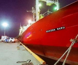 foto: Estudian nexo epidemiológico de los integrantes del buque pesquero