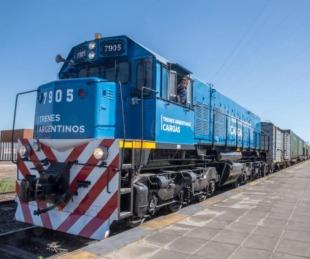 foto: Reactivan tramo de la línea Urquiza que va de Santo Tomé a Garupá
