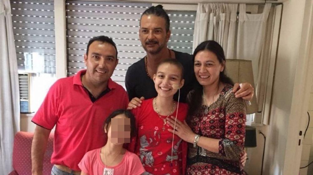 Arjona le escribió una canción a la correntina que luchaba contra el cáncer