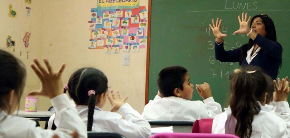 foto: Corrientes: Abren la inscripción para cubrir cargos docentes