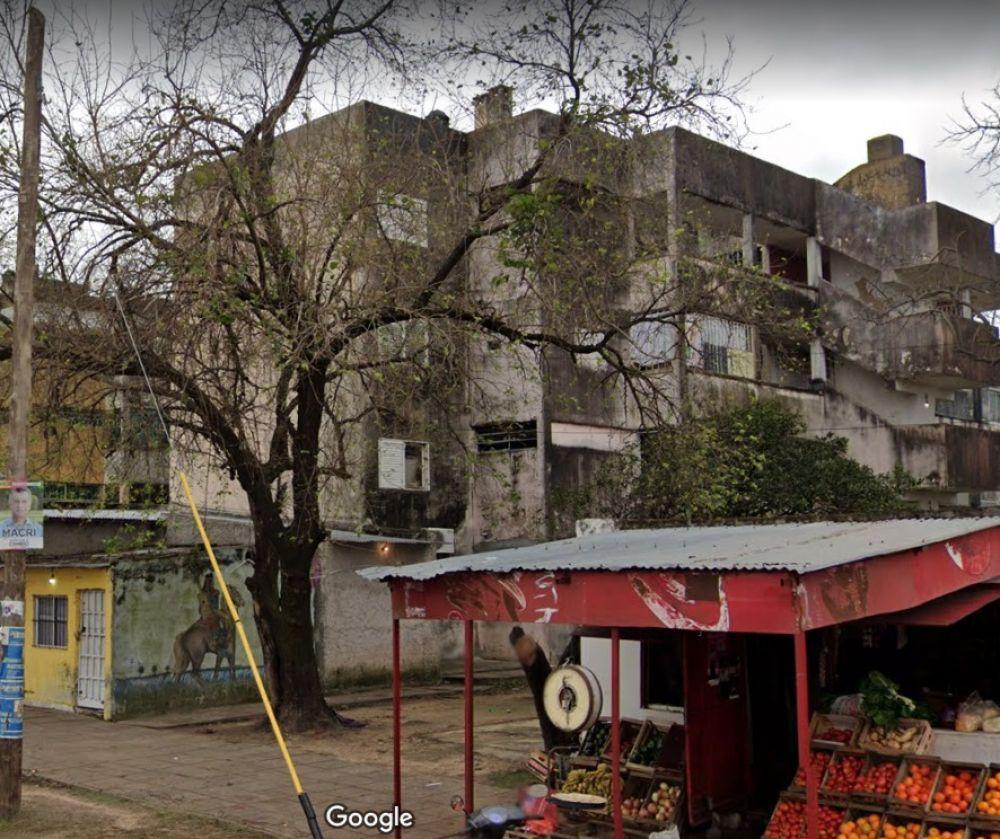 foto: Hombre de 63 años cayó desde un tercer piso y murió: investigan si se trató de un suicidio